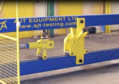 Vertical Plane Horizontal Tensile Test Machine